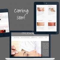De nieuwe website is online!