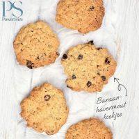 Havermout koekjes | Koolhydraatarm